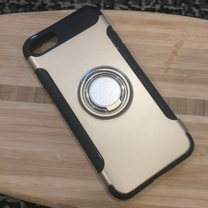 Gold IPhone 8 or 7 Case
